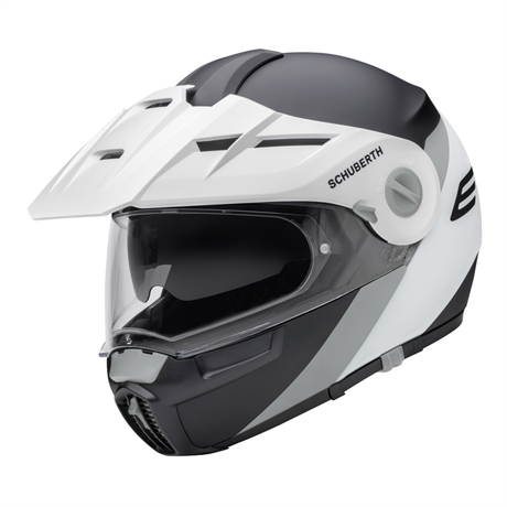 MC Hjälm Schuberth E1 Gravity Grey