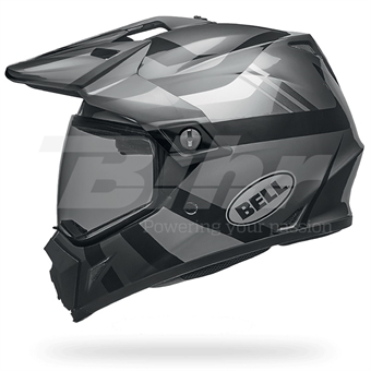 MC Hjälm Bell Mx-9 Adventure Mips Blackout 774dd21e83fdd