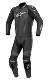 Skinnställ Alpinestars GP Force 2PCS Svart