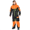 Skoteroverall Sweep Snowcore CX Overall Svart/Orange